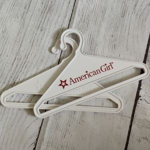 American girl doll hangers